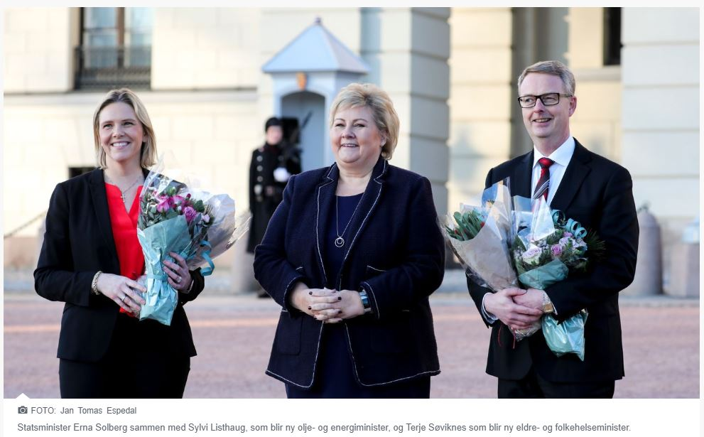 sylvi listhaug  new oil minister 2020.jpg
