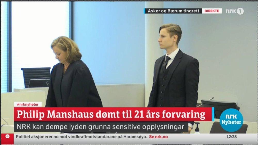 philip manshaus in court